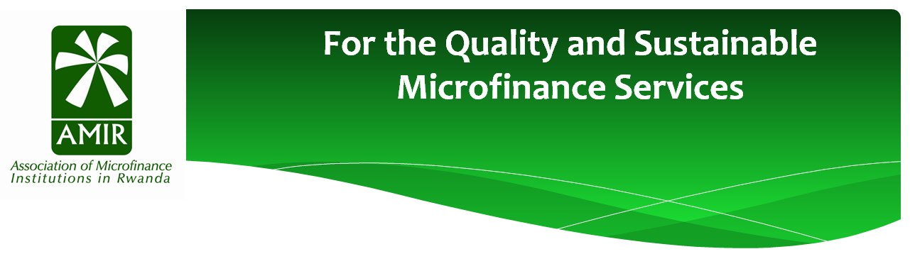 Association of Microfinance Institutions in Rwanda
